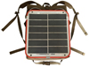 Solar Backpack VS02-M10SF-RS-CHE-062